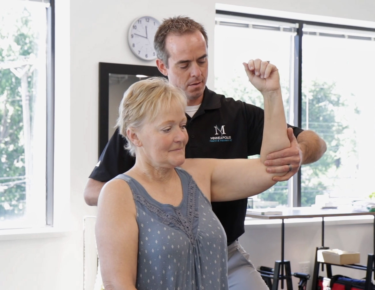 Physical Therapy in NE Minneapolis