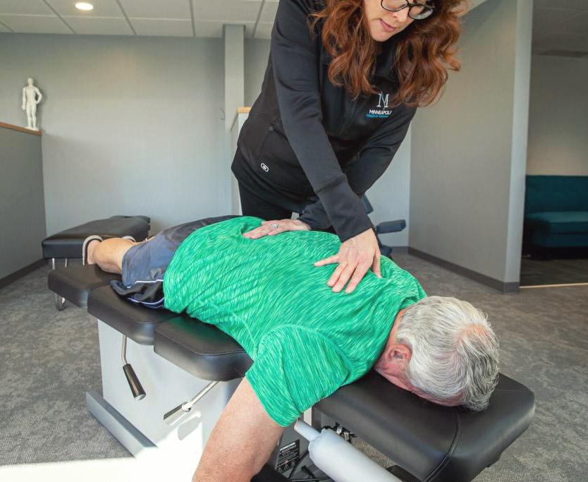 Chiropractic Care at Minneapolis Health & Wellness NE